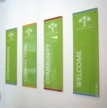 Silk Screen Banners